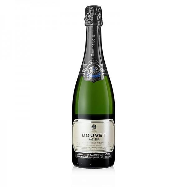 Bouvet - 2018er Bouvet Saphir Blanc Saumur brut Sekt Loire 12.5% vol