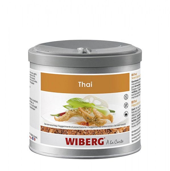 Wiberg - Thai Style - Seven Spices Gewürzzubereitung für Pfannen- und Wok-Gerichte