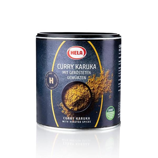 Hela - Curry Karuka geröstet scharf 300g Hela