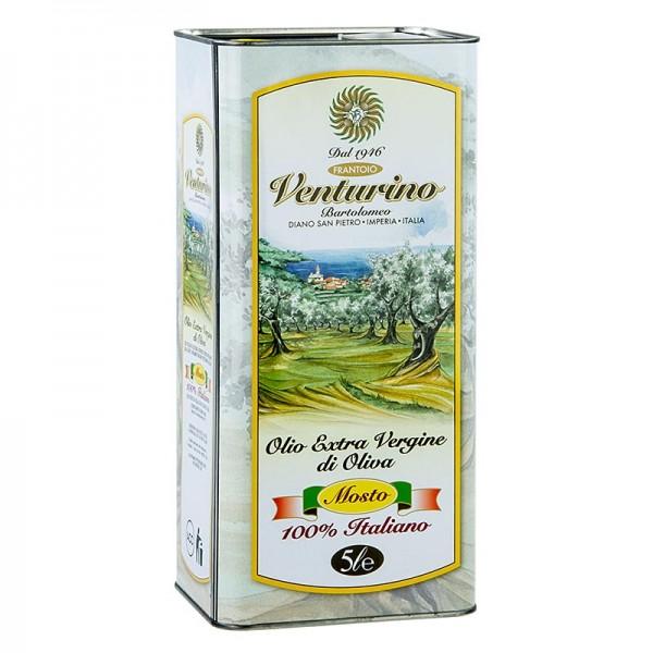 Venturino - Venturino Mosto Olivenöl Extra Vergine 100% Italiano Oliven
