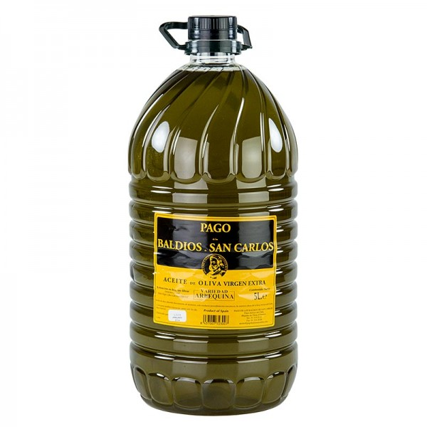 Pago Baldios San Carlos - Pago Baldios San Carlos Olivenöl Extra Virgin 100% Arbequina