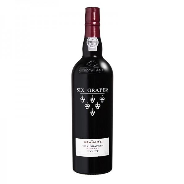 Graham's - Graham´s - Six Grapes Reserve Portwein 20% vol.