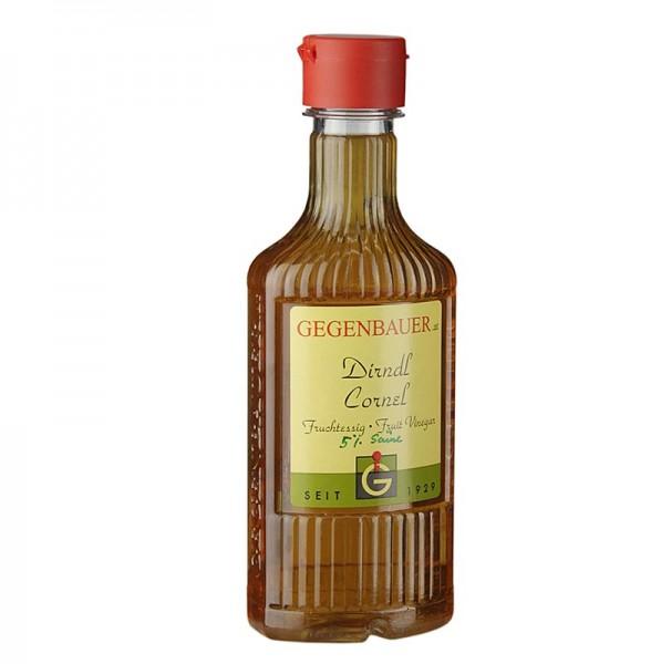 Gegenbauer Essige - Frucht-Essig Dirndl - Kornelkirsche 5% Säure