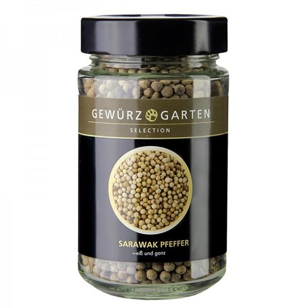 Gewürzgarten Selection - Gewürzgarten Sarawak Pfeffer weiß ganz