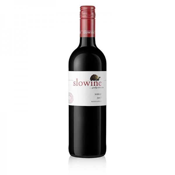 Slowine - 2017er Shiraz trocken 14% vol. Slowine