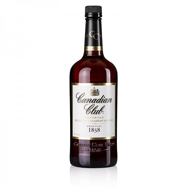 Canadian Club - Blended Whisky Canadian Club 40% vol. Kanada