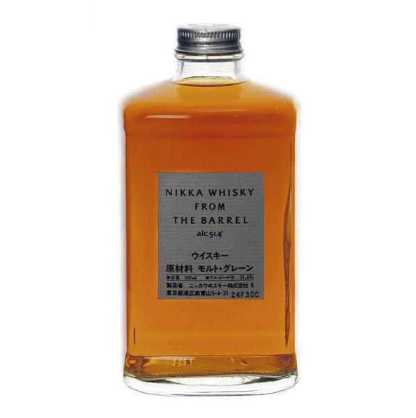 Nikka - Single Malt Whisky Nikka from the Barrel 51.4% vol. Japan