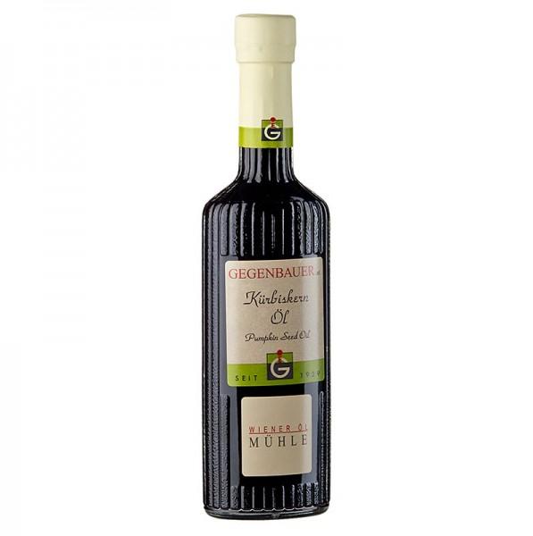 Gegenbauer Öle - Kürbiskernöl aus der Steiermark
