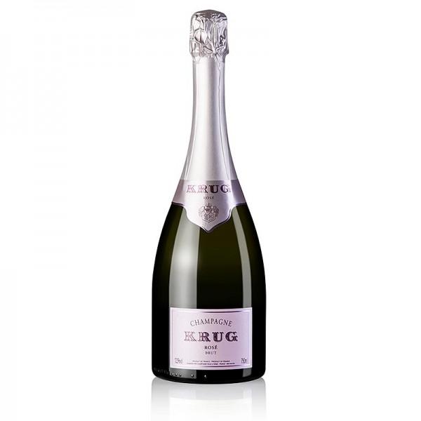 Krug - Champagner Krug Rosé Prestige Cuvée brut 12.5% vol. 96 WS