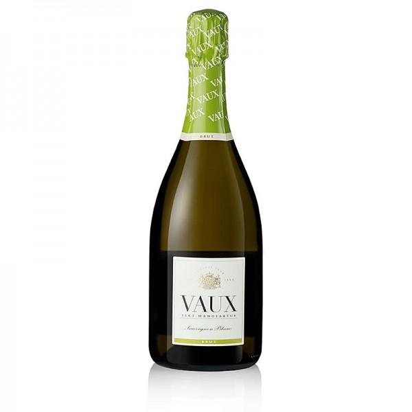 Schloß Vaux - 2016er Sauvignon Blanc Sekt brut 12% vol. Schloß Vaux