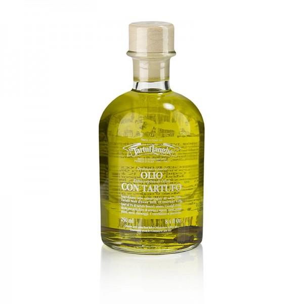 Tartuflanghe - Olivenöl Extra Vergine mit Sommertrüffel & Aroma (Trüffelöl) Tartuflanghe