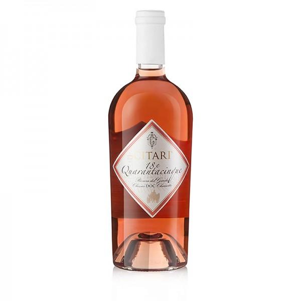 Citari - 2019er Chiaretto Quarantacinque Rosé Cuvée trocken 12.5% vol. Citari