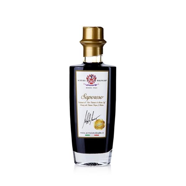Malpighi - Balsamico Condiment Saporoso Riserva 9 Jahre Eichen- & Akazienholz Malpighi