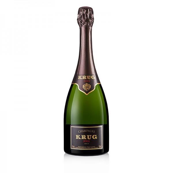 Krug - Champagner Krug 2004er Vintage Prestige-Cuvée brut % vol.