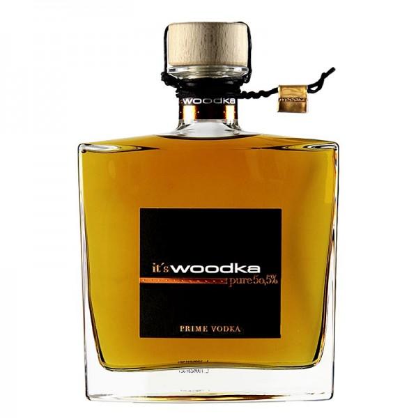 Scheibel Vodka - Prime Vodka it´s woodka fassgelagert 50.5% vol. Scheibel