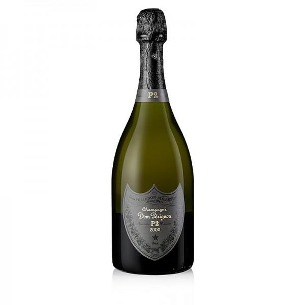 Dom Perignon - Champagner Dom Perignon 2000er P2 brut 12% vol. 97WS 95PP