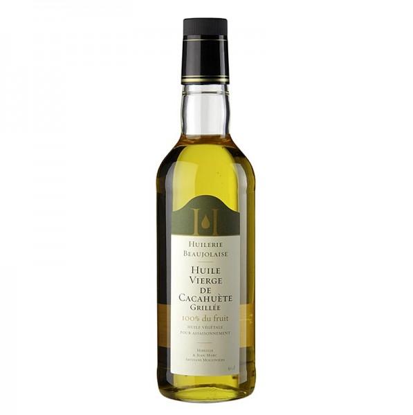 Huilerie Beaujolaise - Huilerie Beaujolaise Erdnussöl geröstet Auslese Virgin