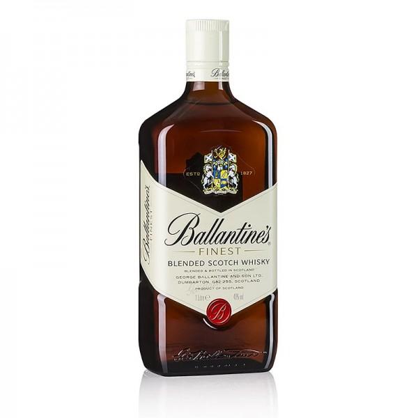 Ballentines - Blended Whisky Ballantines 40% vol. Schottland