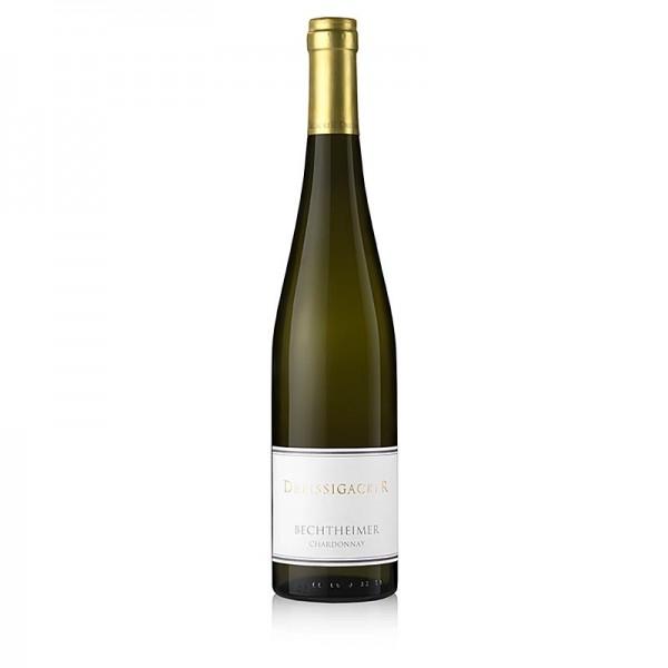 Dreissigacker - 2018er Bechtheimer Chardonnay trocken 14% vol. Dreissigacker BIO