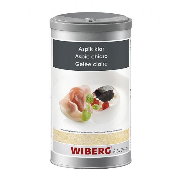 Wiberg - Aspik Klar Gelatine geschmacksneutral für 16 Liter
