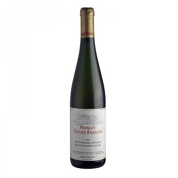 Grans-Fassian - 1993er Trittenheimer Apotheke Riesling Beerenauslese 8.5% vol. Grans-Fassian