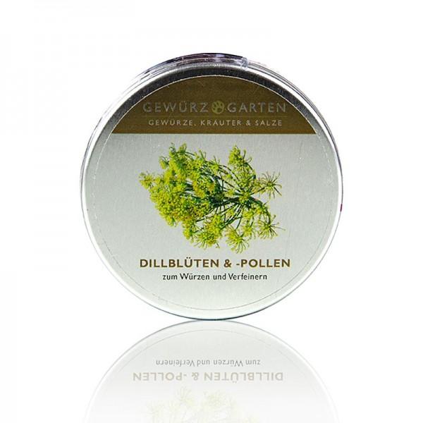 Deli-Vinos Patisserie - Dillblüten und -pollen zum Würzen und Verfeinern - sehr effektvoll USA