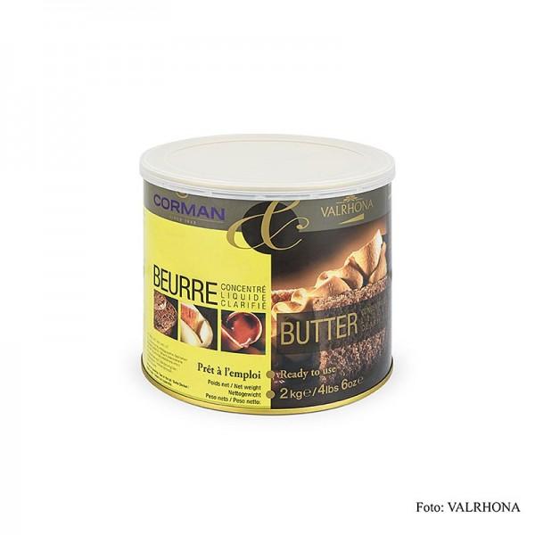 Valrhona - Geklärte Butter - Beurre liquide clarifie flüssig