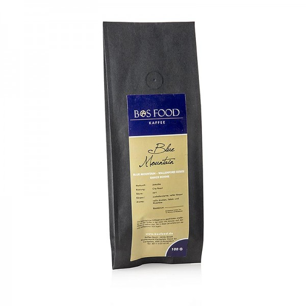 Bos Food - BOS FOOD Blue Mountain - Kaffee Jamaika ganze Bohnen