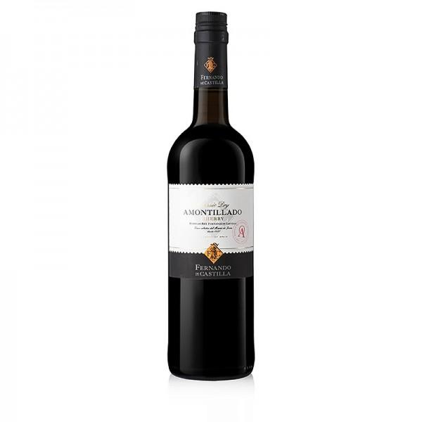 Rey Fernando de Castilla - Sherry Classic Amontillado Medium 17% vol. Rey Fernando 90 WS