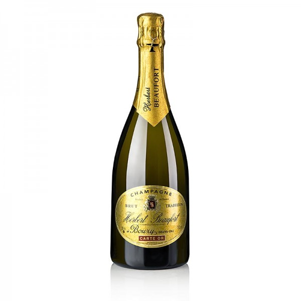 Herbert Beaufort - Champagner H.Beaufort Carte d´Or Grand Cru brut 12% vol.