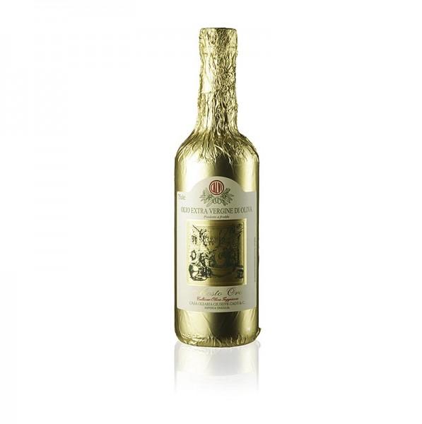 Calvi - Calvi Mosto Oro Olivenöl Extra Vergine Goldfolie