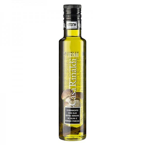 Casa Rinaldi - Casa Rinaldi - Olivenöl Extra Vergine mit Steinpilz