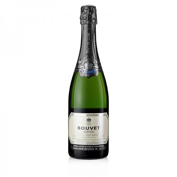 Bouvet - 2017er Bouvet Saphir Blanc Saumur A.O.C brut Sekt Loire 12.5% vol.