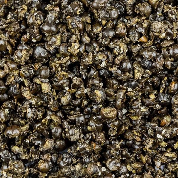 Gewürzgarten Selection - Schwarzer Pfeffer mit Meersalz fermentiert zerkleinert PEPPER DELUXE