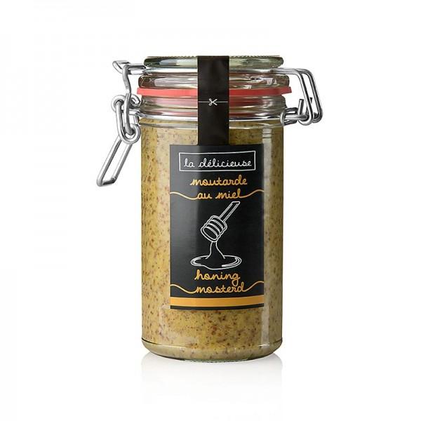La Delicieuse - La Delicieuse - Senf mit Honig