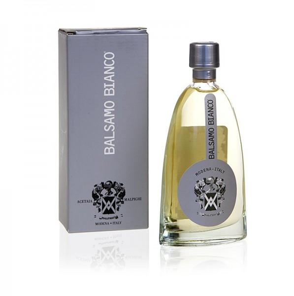 Malpighi - Balsamo Bianco Condiment 5 Jahre Eichenholzfass Malpighi