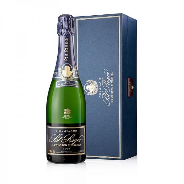 Pol Roger - Champagner Pol Roger 2006er Sir Winston Churchill brut 12.5% vol. 95 PP