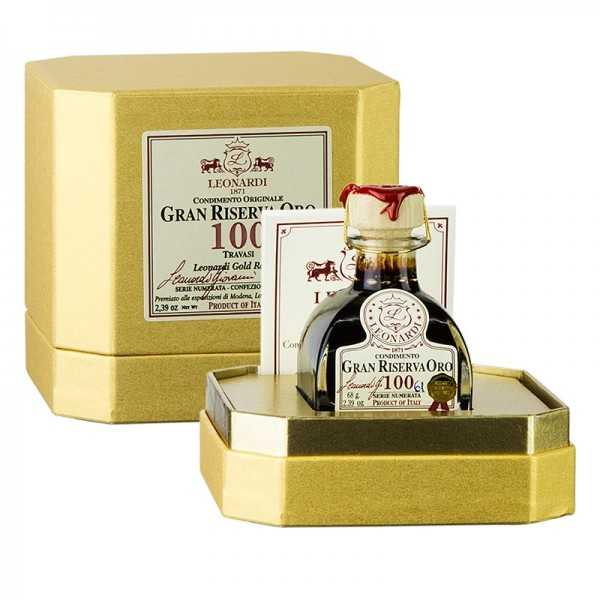 Leonardi - Leonardi - Gran Riserva Oro Condimento 100 Jahre