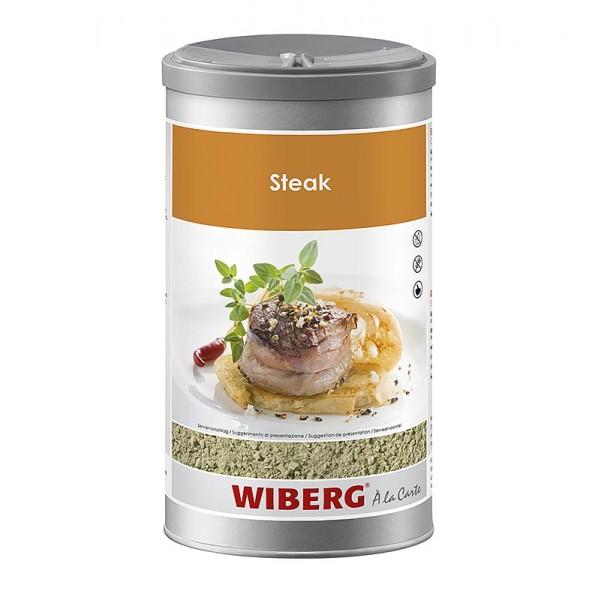 Wiberg - Steak-Gewürzsalz mit Kräutern grob