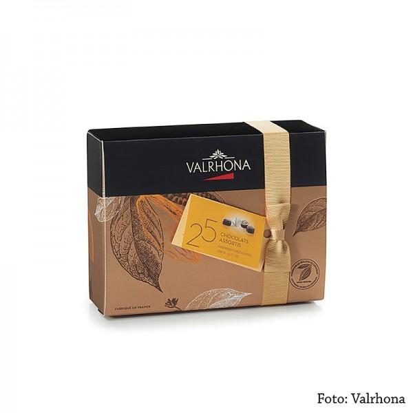 Valrhona - Valrhona Pralinen-Mischung 230g - 25 Pralinen