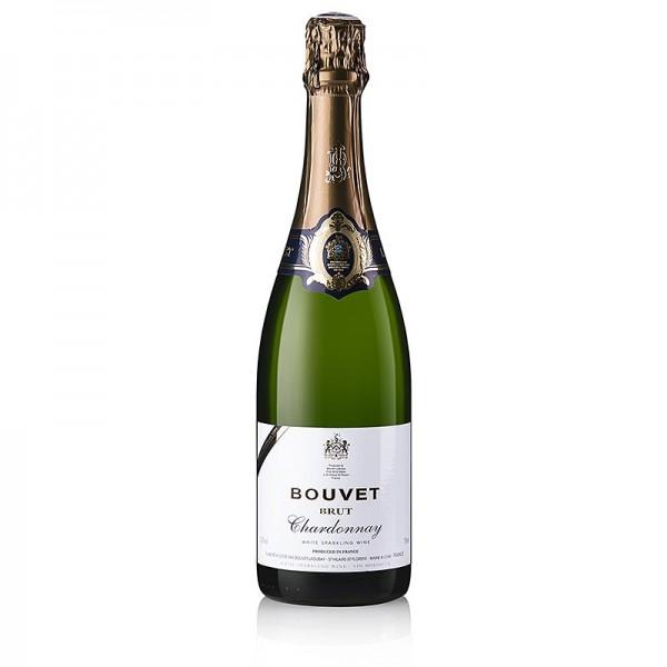Bouvet - Bouvet Chardonnay brut weiß Sekt Loire 12.5% vol.