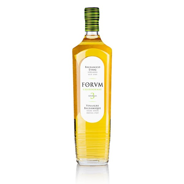 Forvm - Chardonnay Essig im Holzfaß gereift FORVM