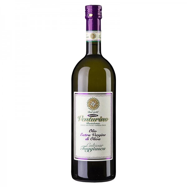 Venturino - Venturino Olivenöl Extra Vergine 100% Taggiasca Oliven