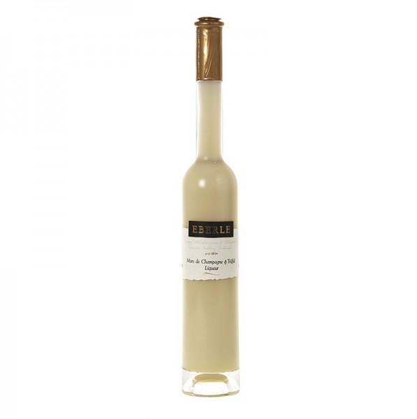 Eberle - Marc de Champagne & Trüffel Likör weiß Eberle 17% vol.