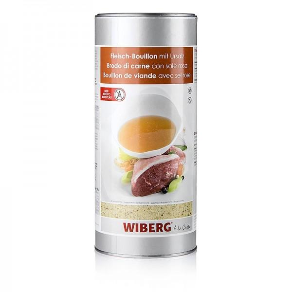 Wiberg - Fleisch-Bouillon mit Ursalz ohne sichtbare Bestandteile