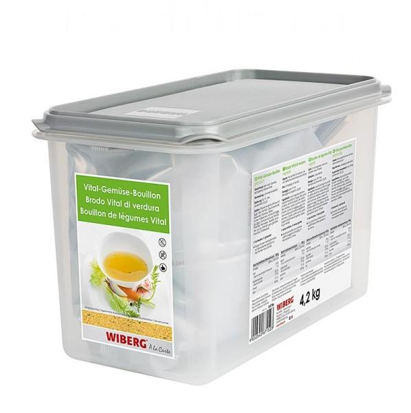 Wiberg - Vital-Gemüse Bouillon für 190 Liter