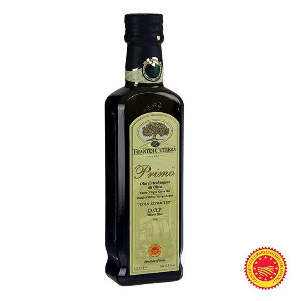 Frantoi Cutrera - Natives Olivenöl Extra Frantoi Cutrera Primo DOP/g.U. 100% Tonda Iblea
