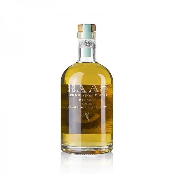 Uerige Baas - Single Malt Whisky Uerige Baas 5 Jahre American Oak 42.5% vol. Düsseldorf