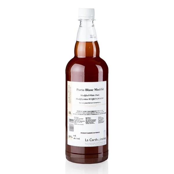 La Carthaginoise - Portwein weiß - modifiziert mit Salz & Pfeffer 20% vol. La Carthaginoise