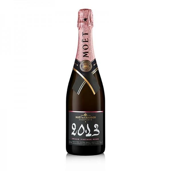 Moet & Chandon - Champagner Moet & Chandon 2013er Grand Vintage ROSÉ Extra Brut